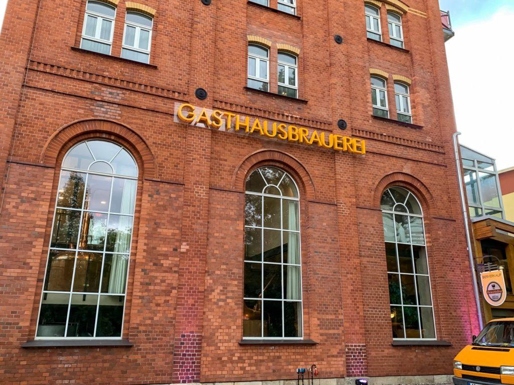 Stadtbrauerei Arnstadt