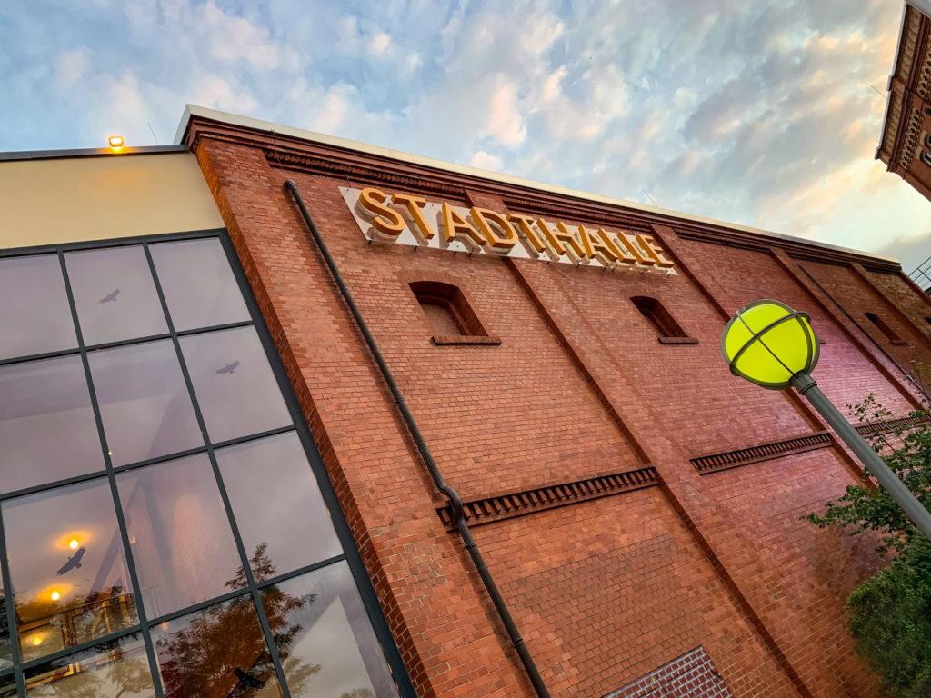 Stadthalle Arnstadt Oktoberfest