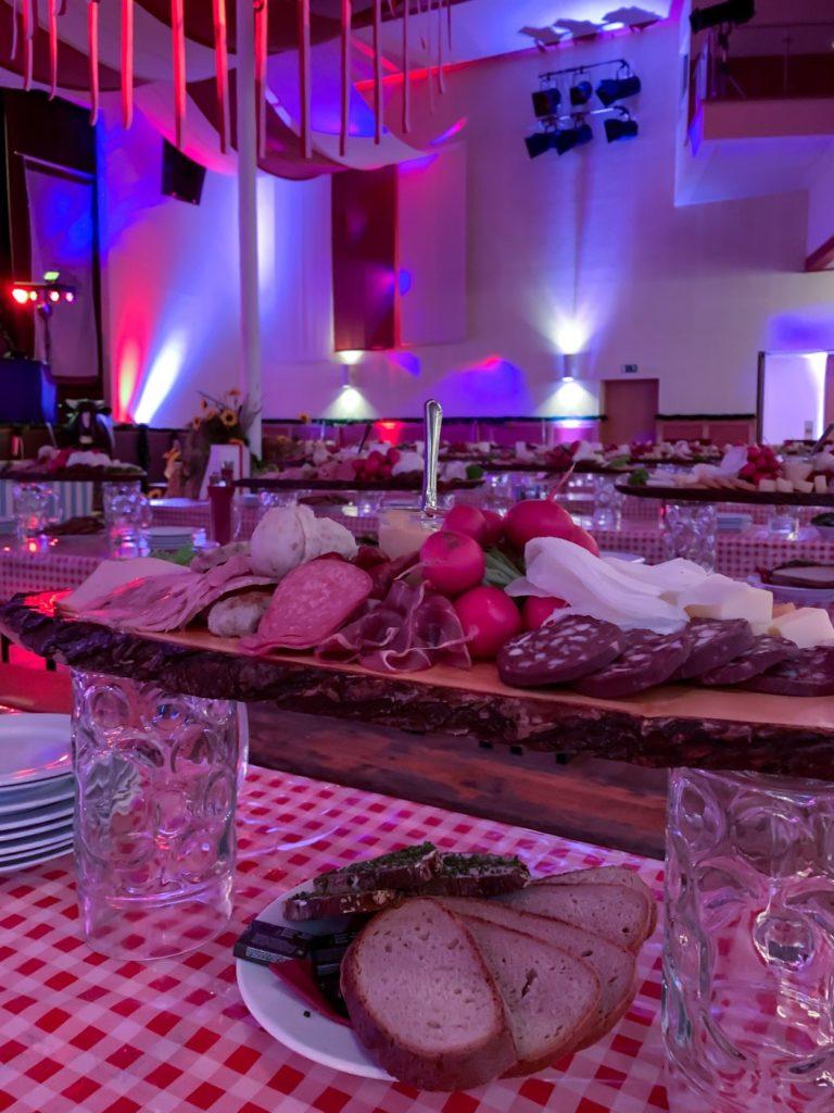 Essen Oktoberfest Thüringen