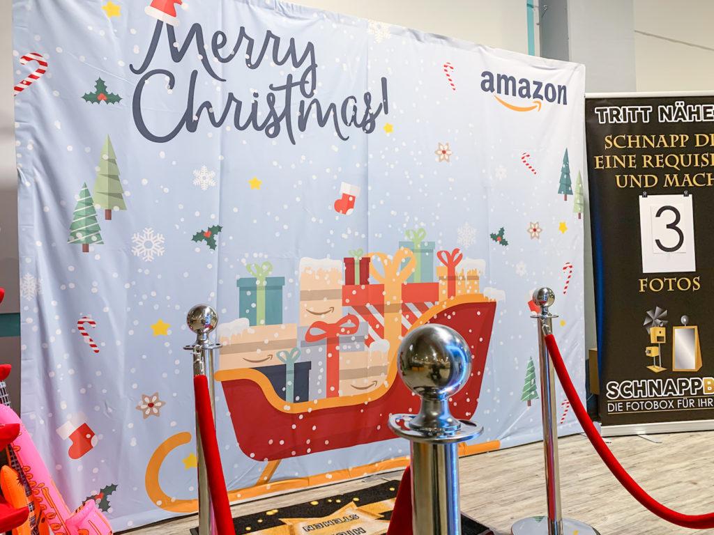 Amazon Weihnachtsfeier
