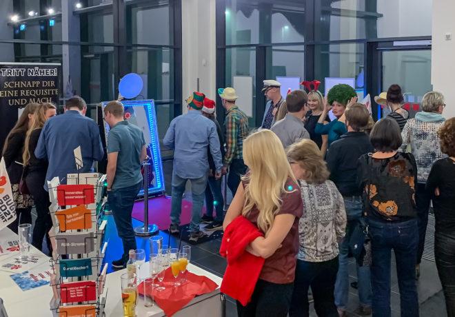 Fotobox Erfurt Mitarbeiterfeier