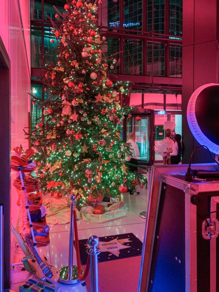 Kundenevent Weihnachten Frankfurt