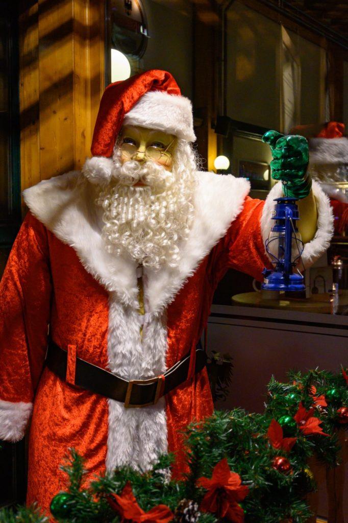 Weihnachtsmann Arnstadt